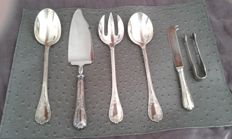 Christofle cutlery, Marly model