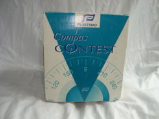 Compass brand Plastimo, type Contest. Approbation Marine Merchands Classe B N° 346 SN