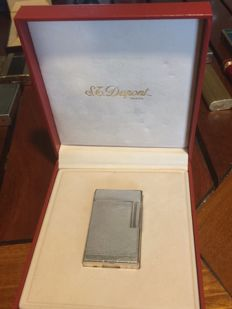 Silver plated Dupont lighter