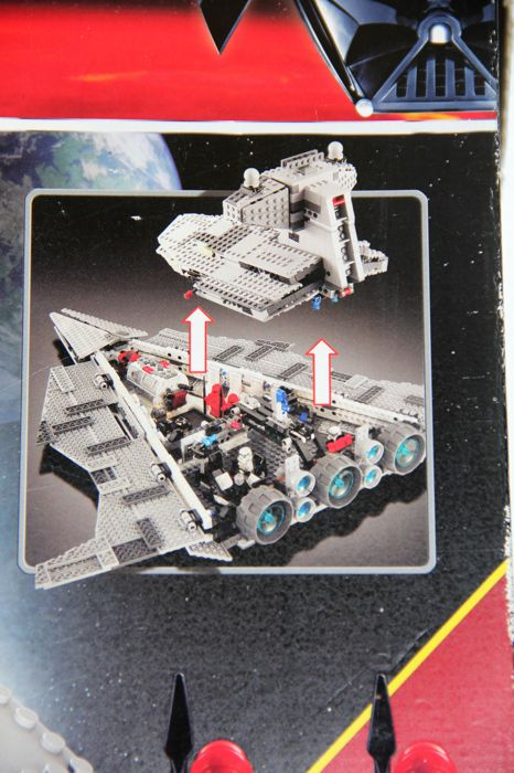 Star Wars 6211 Imperial Star Destroyer Large Edition Catawiki