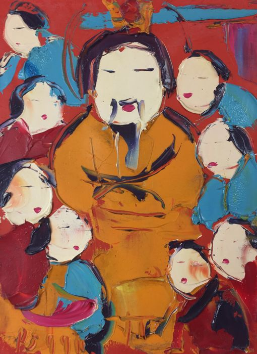 Pang Yongjie - Untitled