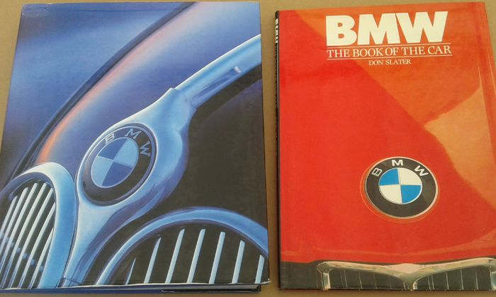 2 BMW Books