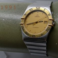 Omega - Constellation  + GARANTIE - Herren - 1990-1999