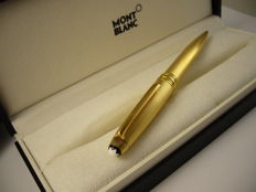 Montblanc Meisterstuck Silver 925 gold plated