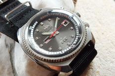 "ORIENT ""King Diver"" Men's Automatic Watch - Vintage 1970s"