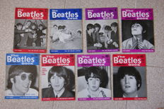 Beatles - The Beatles Book vol.2 /3/4 - 1963 & Vol.38/39/40/42/43 - 1967