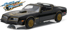 Pontiac Trans Am 1977 from the TV Serie Smokey and the Bandit - Scale 1/24 - Greenlight