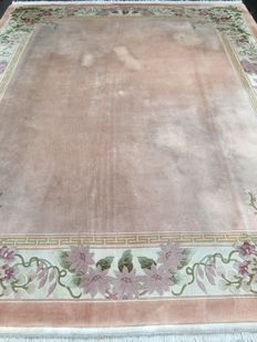 Chinese carpet! Very valuable! Investment! Oriental carpet / hand-knotted carpet