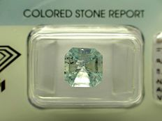 Aquamarine - 1,96 ct - no limit price