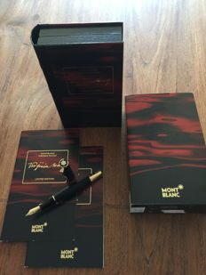 MONTBLANC Limited Edition fountain pen, Virginia Woolf