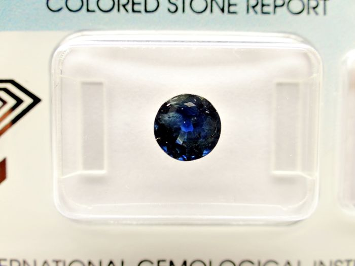 Sapphire – 1.32 ct – no limit price