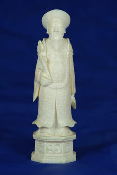 Ivory Sculpture by Keizer - China, approx. 1930