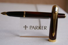 Wonderful rare Parker Ellipse fountain pen