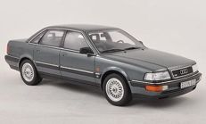 Bos Models - Scale 1/18 - Audi V8 1991 - Silver