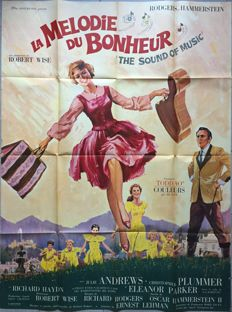Anonymous - La melodie du bonheur / The Sound of Music (Julie Andrews) - 1965