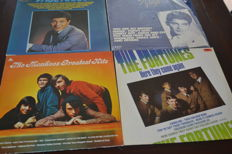 Big artists from the fifties with 11 LP albums from the sixties and seventies. All of them are original releases.