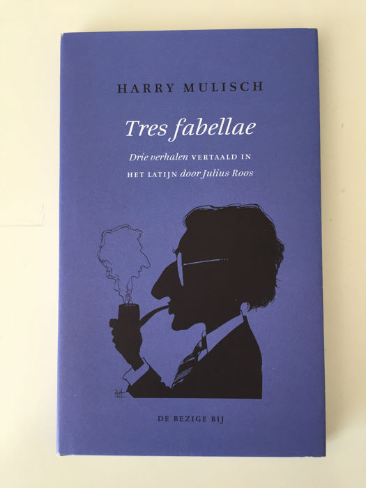 Harry Mulisch Lot With 9 Of His Works In First Edition