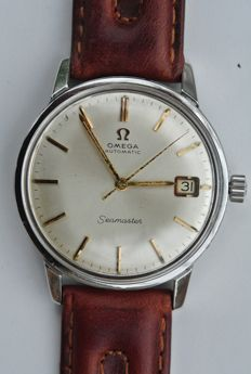 Omega Seamaster -- Men's wristwatch -- 1965