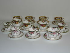 Royal Albert, Kop en Schotels o.a. Concerto, Country Roses,