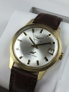 Longines - Ultra Chron Date automatic 18K - 263051 15 - Hombre - 1970 - 1979