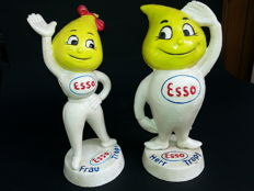 Esso's Mr. and Mrs. Drip, Money box