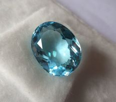 Topaz - 13.76 ct - No Reserve Price