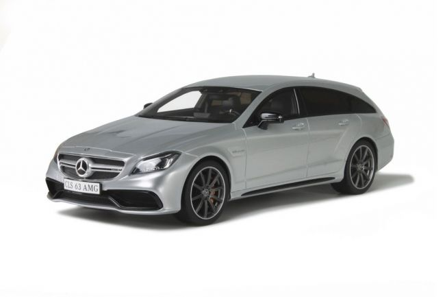 GT-Spirit - Scale 1/18 -Mercedes-AMG CLS  63 AMG Shooting Brake - Grey