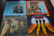 Pop and rock legends! A beautiful lot with 7 albums and in total 10 records
