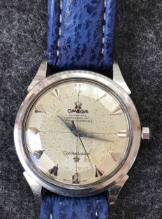 Omega - Constellation Automatic Chronometer Pie Pan - Uomo - 1950-1959