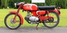 Motobi - Imperiale - 125cc - 6 speed - 1963