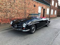 Mercedes-Benz - 190SL - 1961