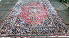 Magnificent Beautiful Hand-knotted Persian - Kashan 355cm x 248cm!  With Certificate!