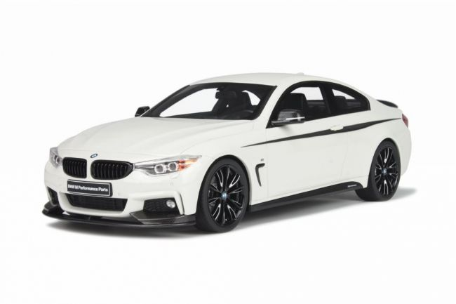 GT-Spirit - Schaal 1/18 - BMW 435i M Performance - Wit