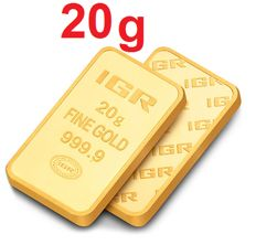 20g Fine  Sealed 24 Ct Gold Bar, *** LOW RESERVE PRICE ***
