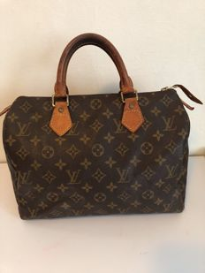 Louis Vuitton - Speedy 30 - handbag