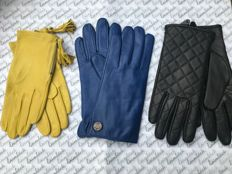 Laimböck - Lot of 3 pairs of women's gloves size 7.5 (NL/DE)