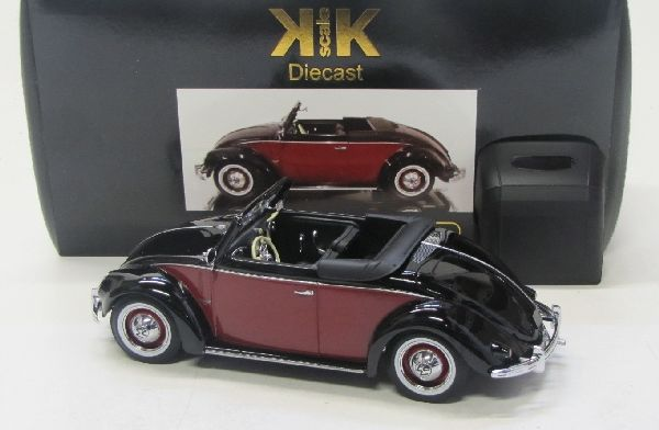 KK scale - scale 1/18 - VW 1200 convertible of Hebmüller 1949 - limited edition of 1000 pieces