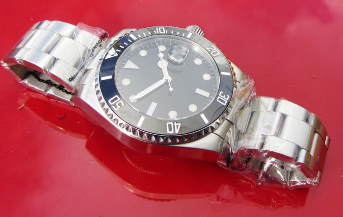 Bliger 43mm Submariner — Men's wristwatch — 2011-present
