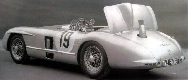 Mercedes-Benz 300 SLR - 1955 - Greatest Sportscar Ever (With Airbrake)
