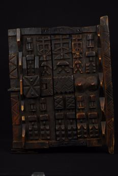 Large granary door - DOGON - Mali