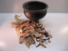 Oracle Divination Container - D.R. Congo