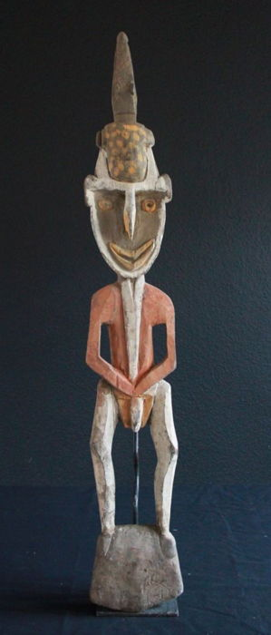 Ancestor Sculpture from Aitape-Lumi District and Washkuk PNG