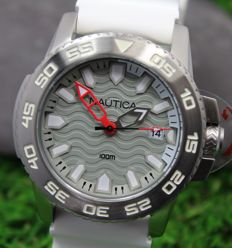 Nautica – Men's Stainless Steel watch – unworn