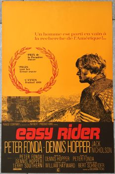 Anonymous - Easy Rider (Dennis Hopper) - 1969