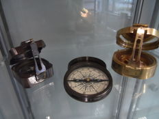 Lot of compasses - late 20th century