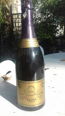 1949 Veuve Clicquot Ponsardin Brut - 1 bottle