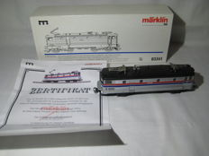 Märklin H0 - 83341 - Prototype electric locomotive X995 of the Amtrak