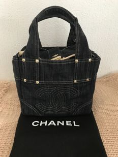 Chanel - Denim Bag - Handbag
