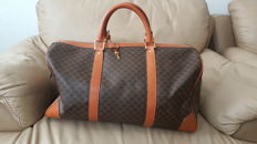 Celine - Macadam Pattern Handbag in excellent condition - **No reserve price**