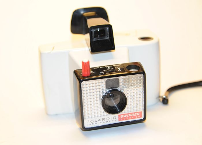 Polaroid Swinger Model 20 1965